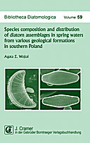 Species composition and distribution of diatom assemblages in spring waters from various geological formations in southern Poland