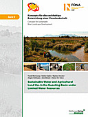 Sustainable Water and Agricultural Land Use in the Guanting Basin under Limited Water Resources