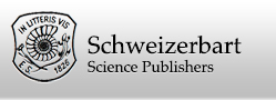 Schweizerbart Science Publishers