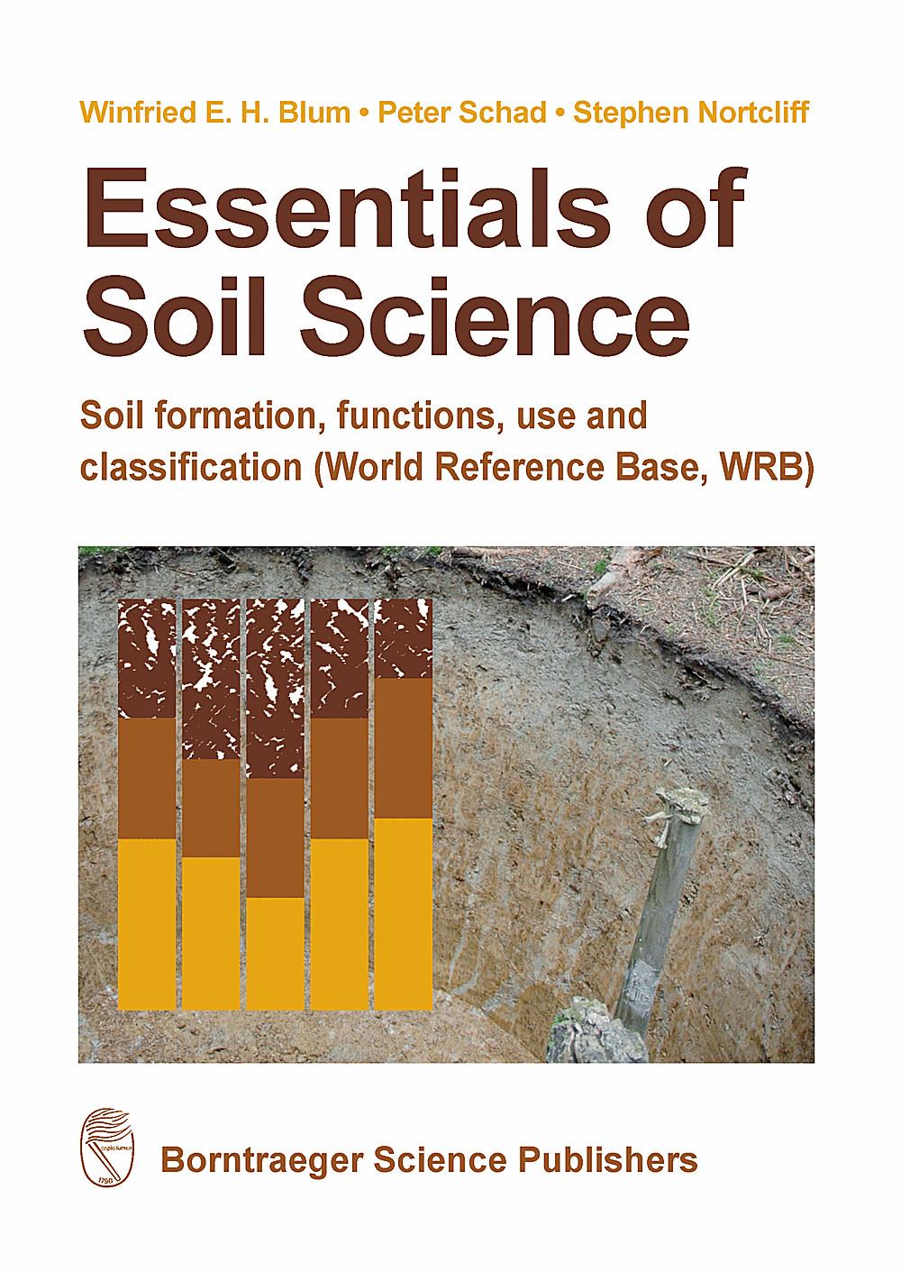 Essentials Of Soil Science Schweizerbart Science Publishers
